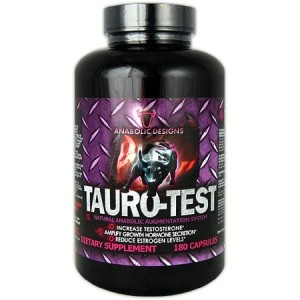 anabolic designs tauro test amazon